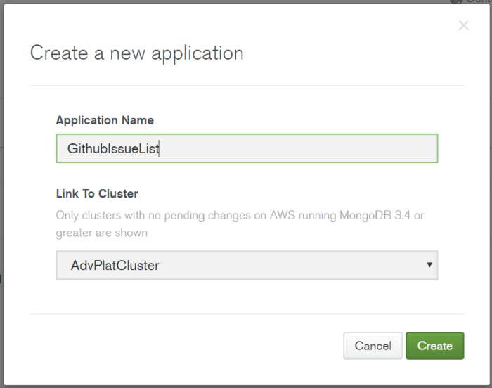 GitHub Integration with MongoDB Stitch | ifdevthentalk
